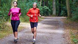 """""""Zu sehen, wie rasant ich mich in so kurzer Zeit verbesserte, war das Motivierendste"""", sagte Anja schon nach 4 Wochen Lauftraining"""