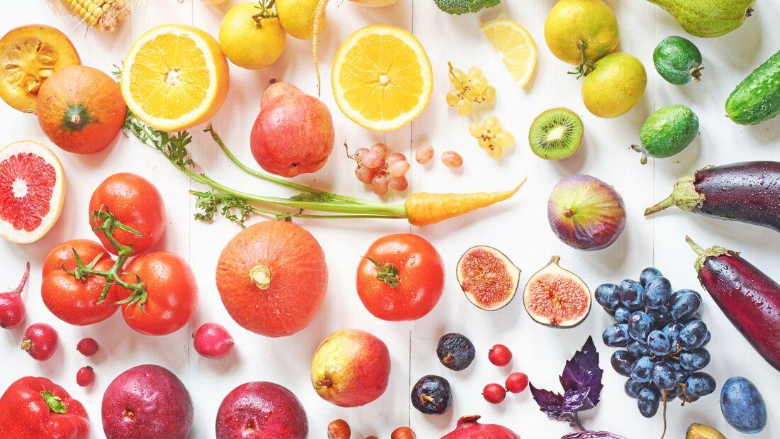 #eatarainbow: Darum ist buntes Obst und Gemüse so gesund