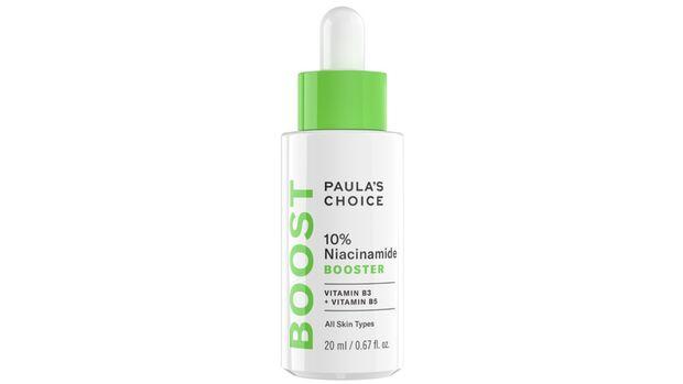 10% NIACINAMIDE BOOSTER von Paula's Choice hilft bei großen Poren