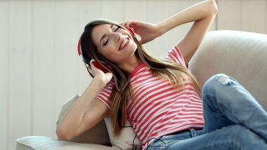 20-40 % der Menschen sind für ASMR empfänglich und können dadurch besser einschlafen und entspannen.