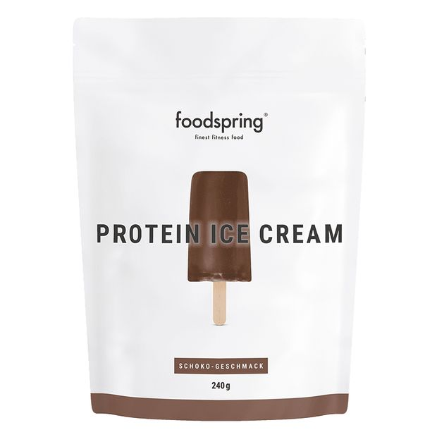6 Sorten Protein-Eis im Geschmackstest