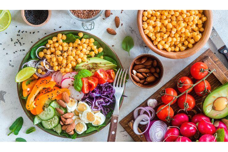 Sehr gesunde Mahlzeiten zum Abnehmen