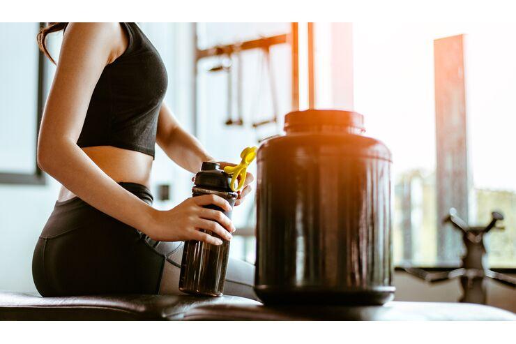 Abnehmen in einer Woche Herbalife Shakes