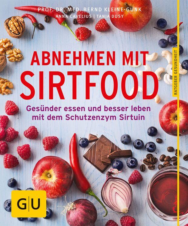 Abnehmen mit Sirt-Food
