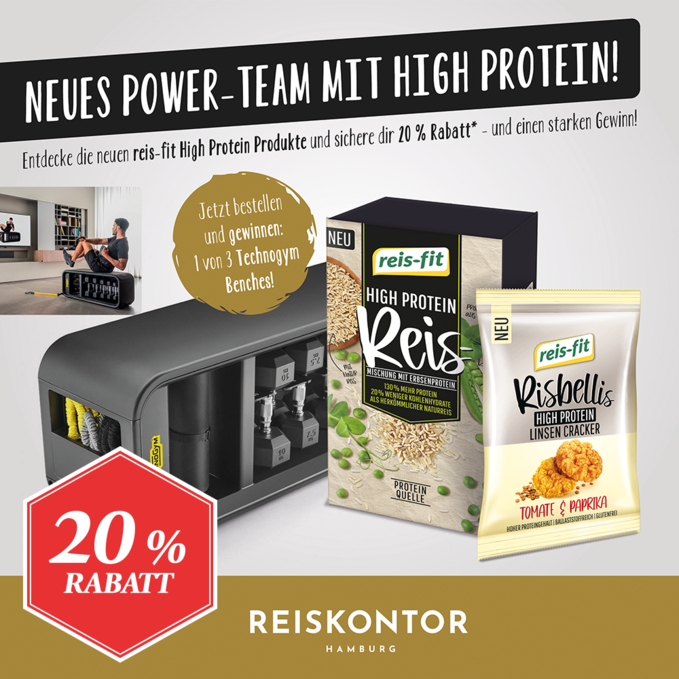 Active Shopping Days ReisFit