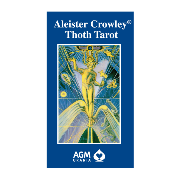 Aleister Crowley - Thoth Tarot