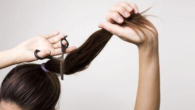 Anleitungen fürs Haare selber schneiden