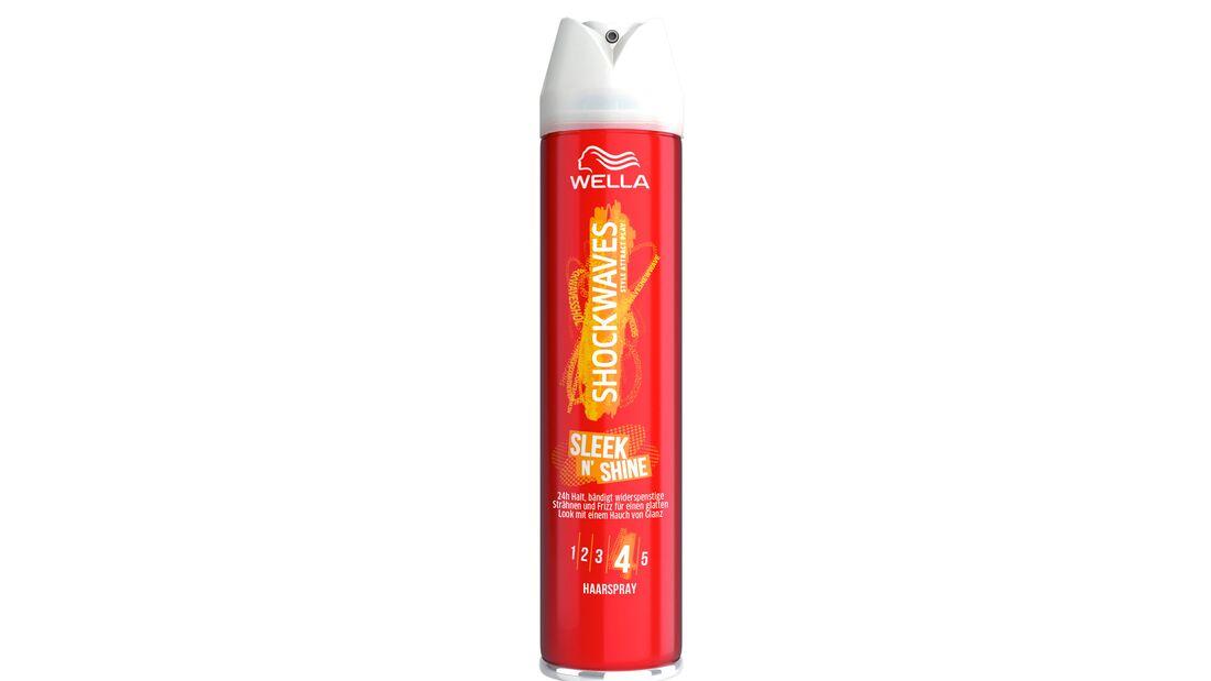 Anti-Frizz Haarspray im Test