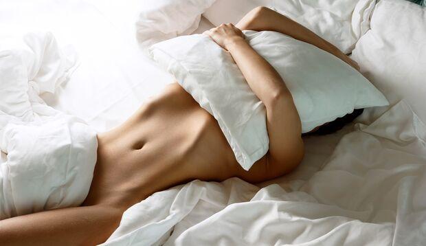 Auch im Schlaf verbrennt der Körper Kalorien.