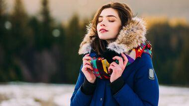 Auch im Winter brauchen wir Schutz vor UV-Strahlen