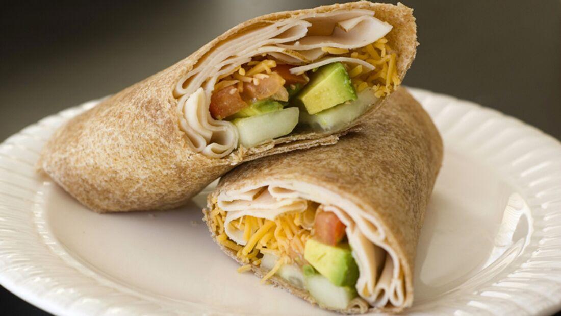 Avocado-Wrap