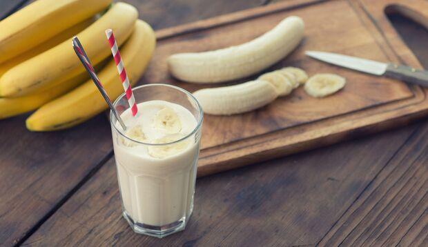Bananen sind gute Sattmacher
