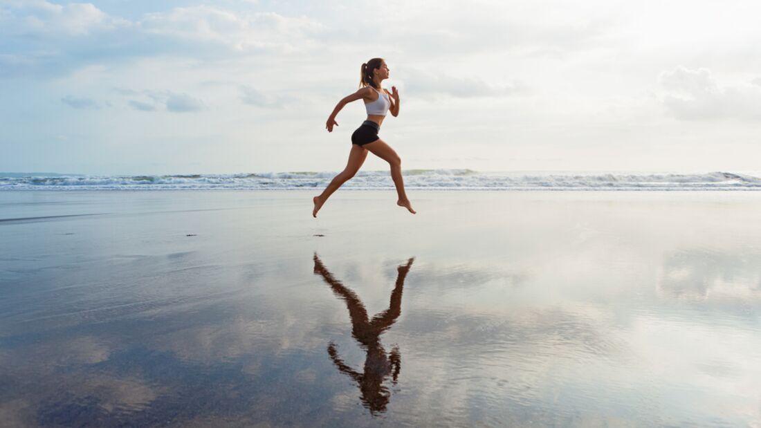 Barfußlaufen ist gesund