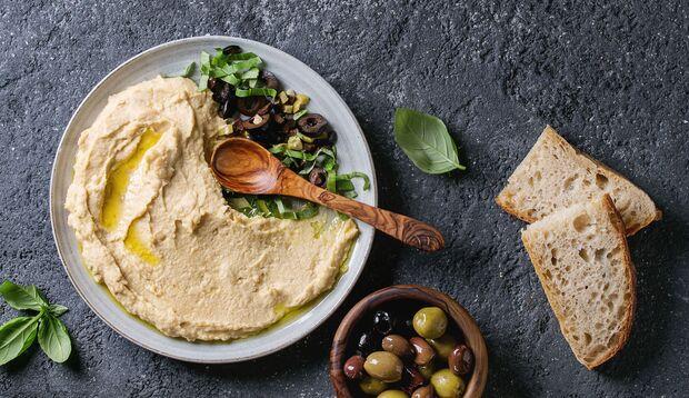Basis-Rezept für Hummus