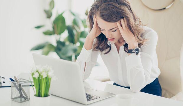 Bauchschmerzen sind eines der Symptome der Histaminintoleranz
