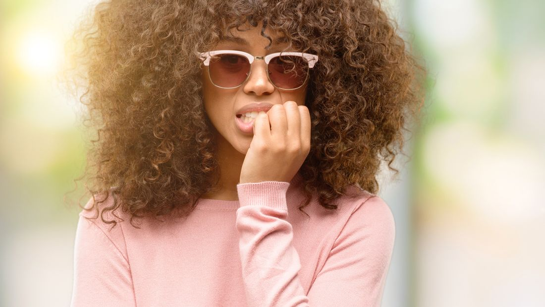 Beauty-Sünde: Fingernägel kauen