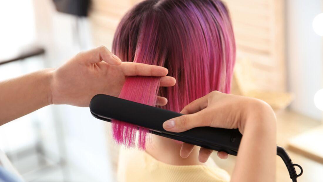 Beauty-Sünde: Hairstyling ohne Hitzeschutz