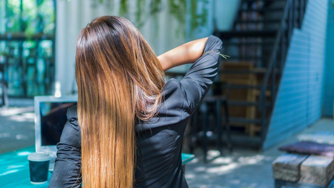 Beauty-Sünde: Krumme Körperhaltung