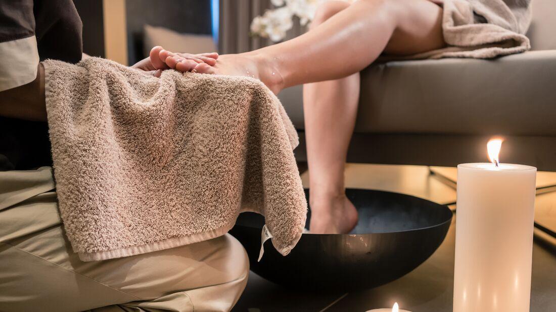 Beauty-Sünde: Zehenzwischenräume nicht abtrocknen