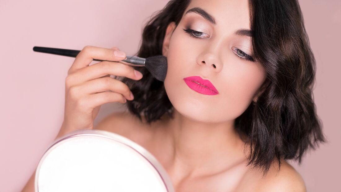 Beauty-Sünde: Zu viel Make-up