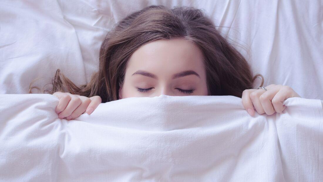 Beauty-Sünde: Zu wenig Schlaf