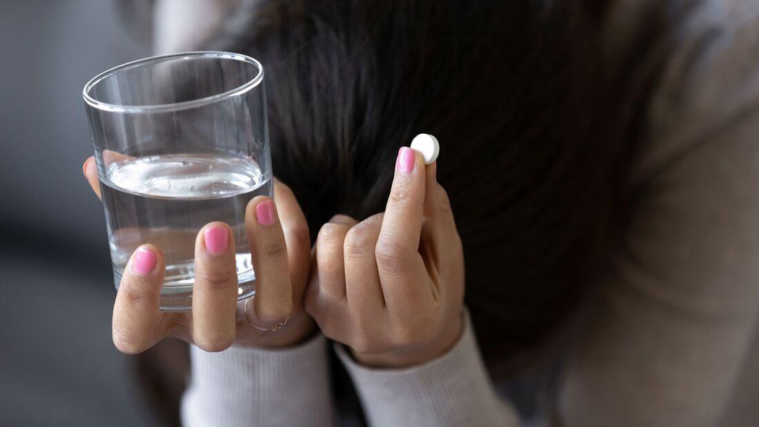 Bei Depressionen helfen Antidepressiva, die Stimmung wieder aufzuhellen