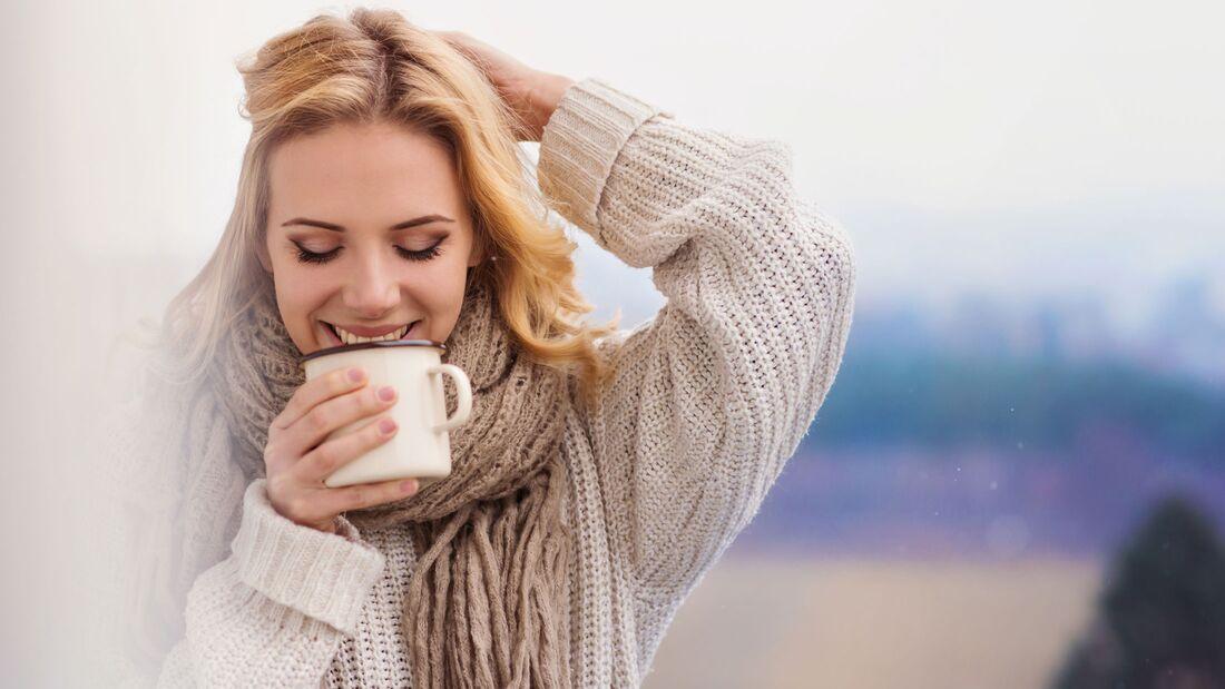 Bei Halsschmerzen hilft Gurgeln mit Salbei