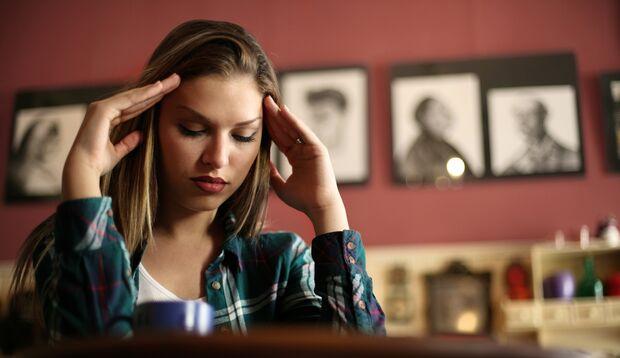 Bei Migräne hilft Kälte und Spannungskopfschmerz werden Sie mit Wärme los.