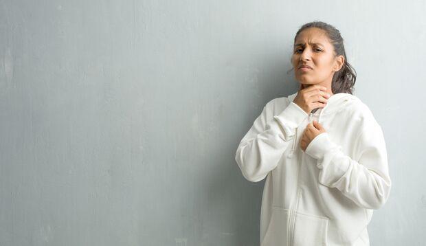 Bei geschwollenen Lymphknoten ist Sport tabu