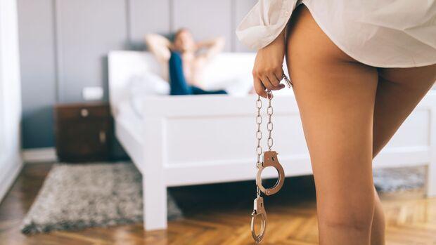 Beim Outercourse ist Fantasie beim Sex gefragt