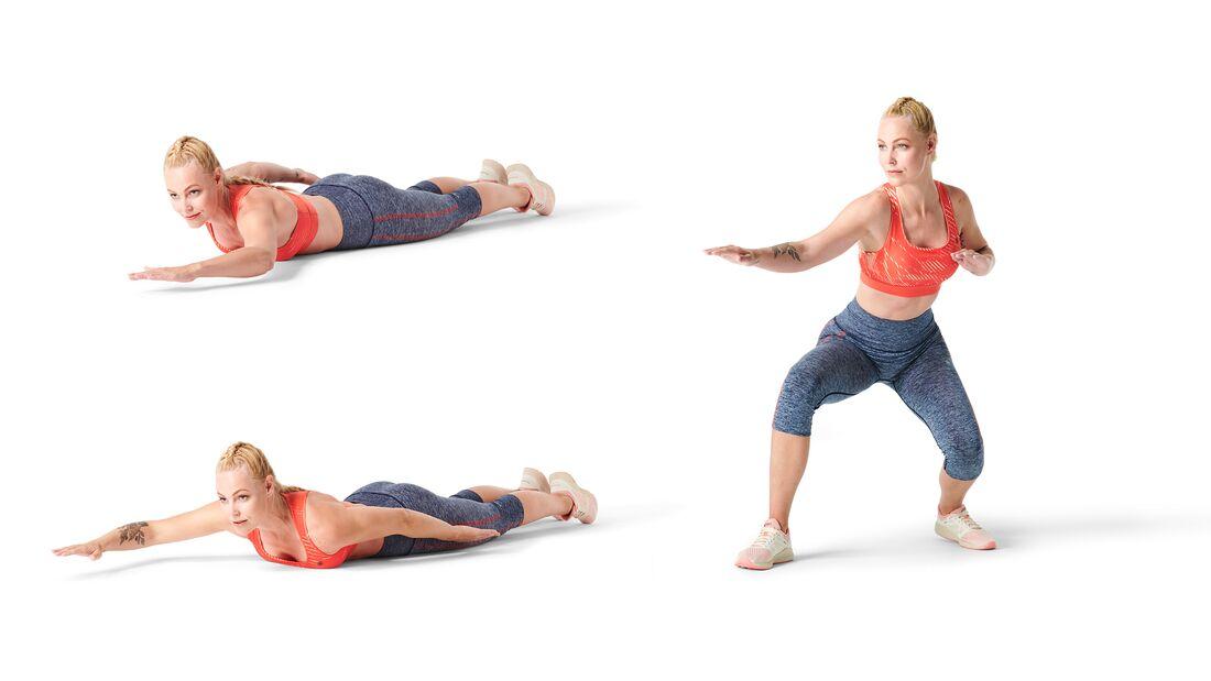 Bikinifigur-Workout