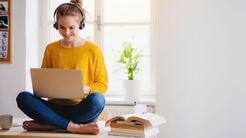 Binaurale Beats sollen Stress abbauen und die Konzentrationsfähigkeit steigern können