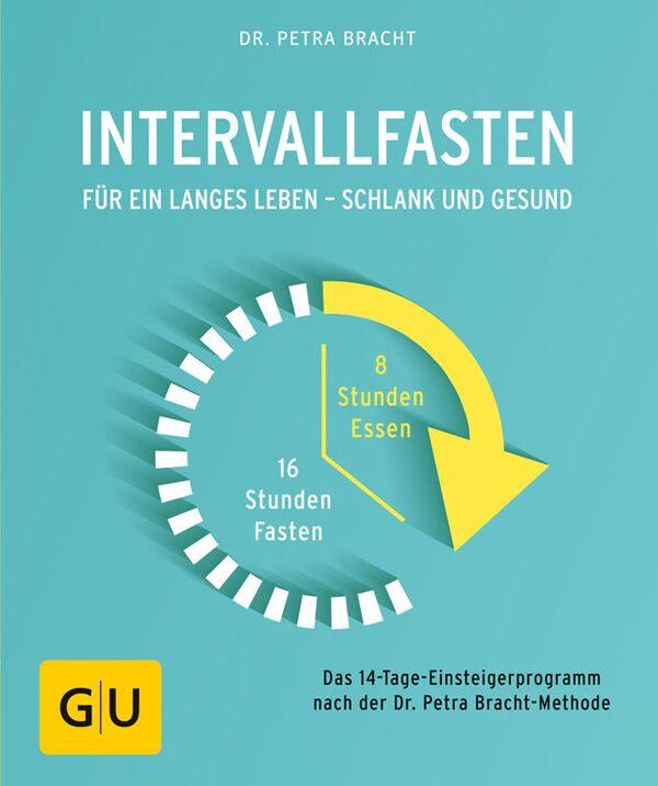 Buch zum Intervallfasten von Dr. Petra Bracht