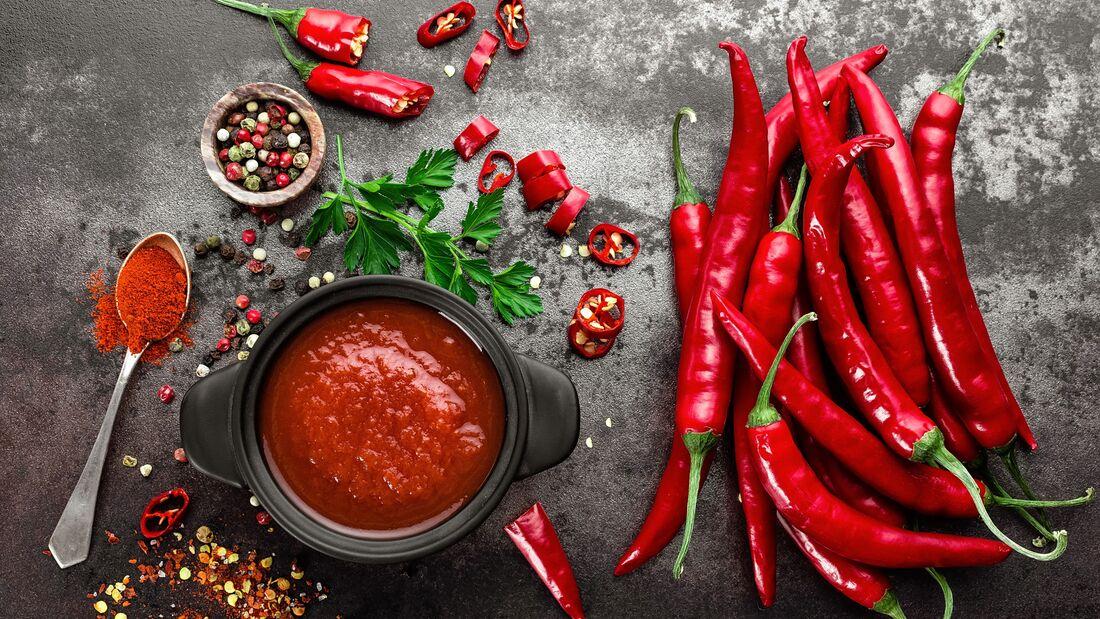 Chili bringt den Fettstoffwechsel ins Schwitzen