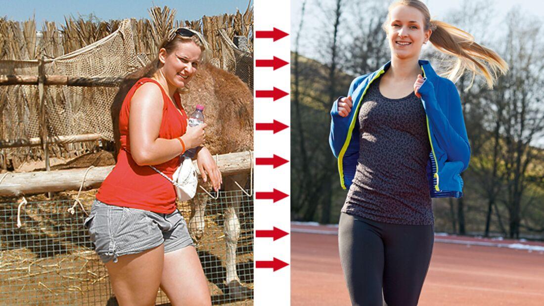 wieviel kilo mit joggen abnehmen