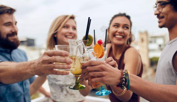Cocktails ohne Alkohol sind nicht schlechter als das Original