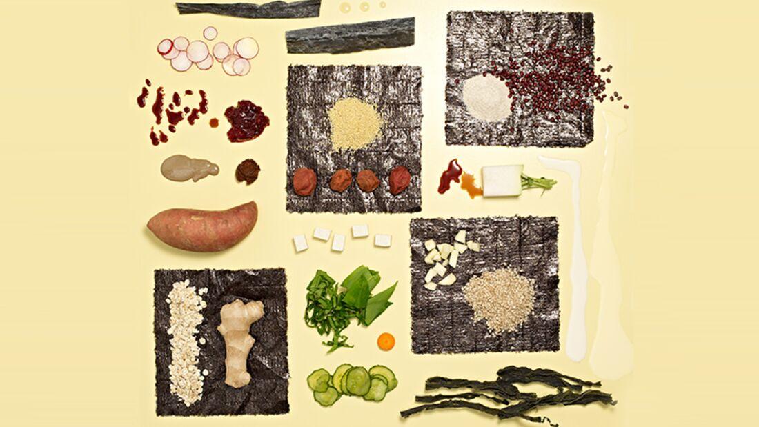 Dana testet Makrobiotik