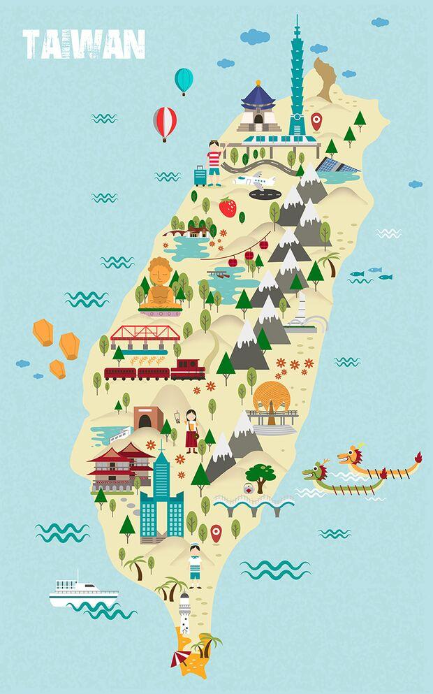 Darum sollten Sie unbedingt nach Taiwan reisen