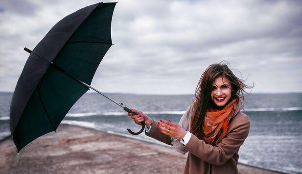 Das Wetter hat einen großen Einfluss auf unser Wohlbefinden