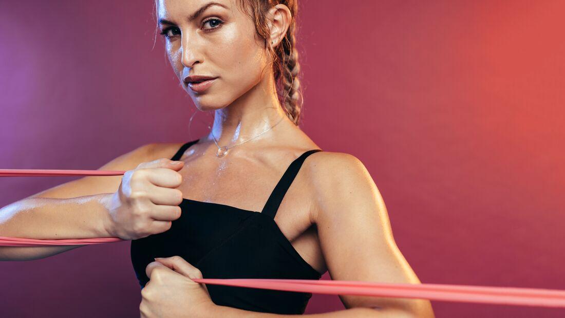Das beste Armtraining für Frauen