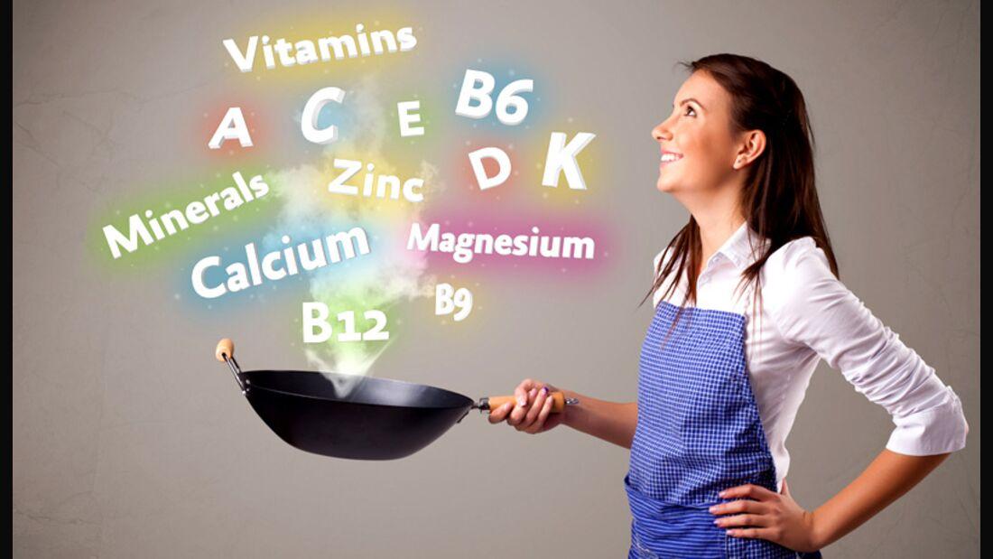 Das müssen Sie über Vitamine wissen