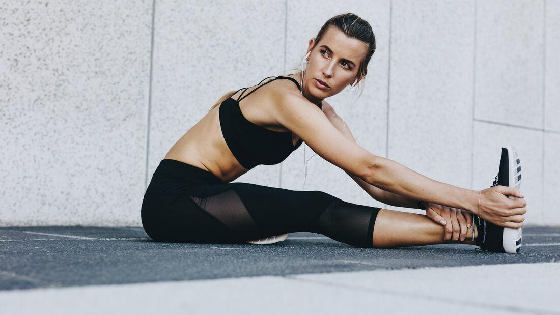Welche Übungen sollten gemacht werden, um die Oberschenkel zu schlank zu machen?
