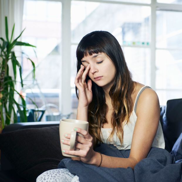 Dein Hormon-Chaos lässt dich schlapp fühlen? Umso wichtiger ist das richtige Essen!