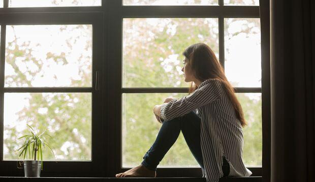Depressionen gehen oft mit Antriebslosigkeit einher