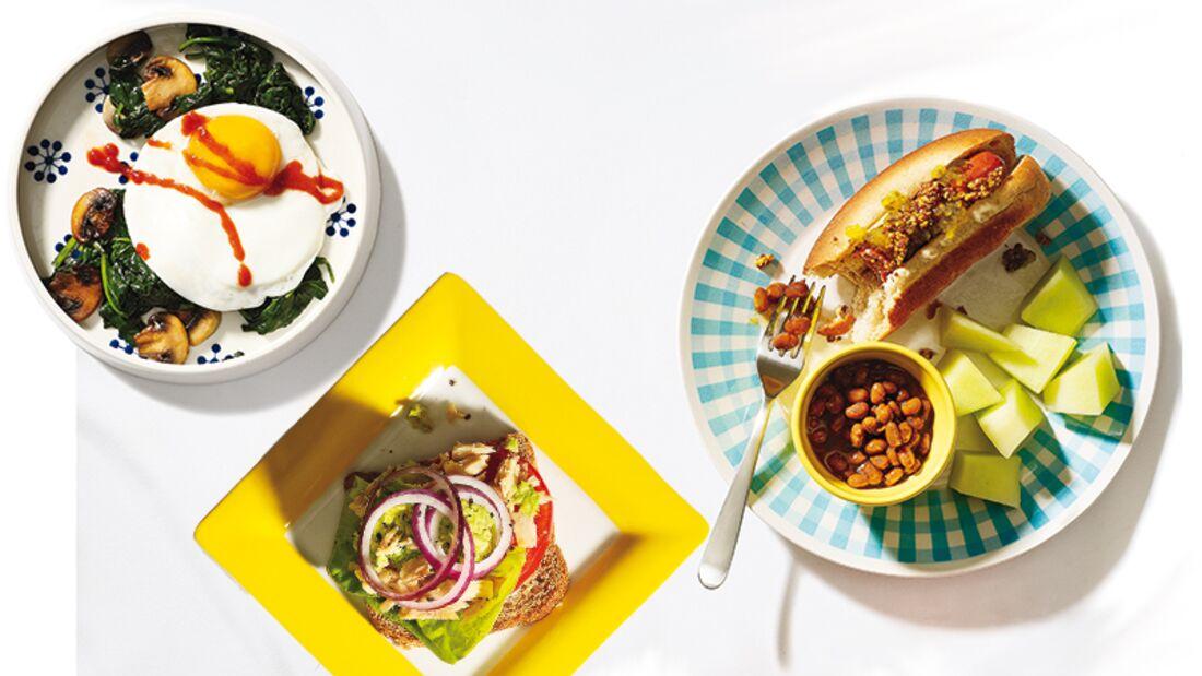Der 1500 Kalorien Tag gibt tolle Tipps zum Abnehmen