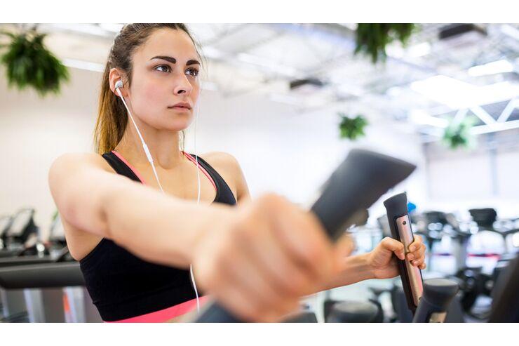 Wie kann ich im Fitnessstudio schnell abnehmen?