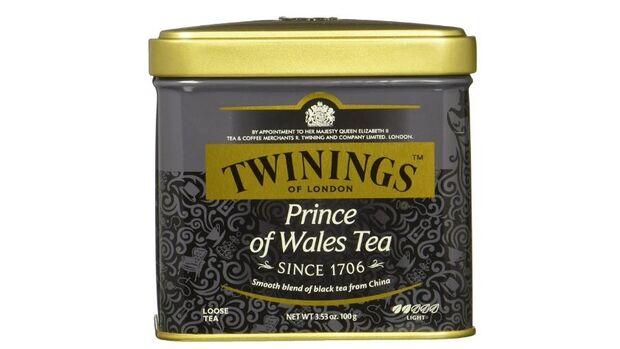 Der berühmte Twinings-Tee aus London bringt dich gefühlt nach Großbritannien