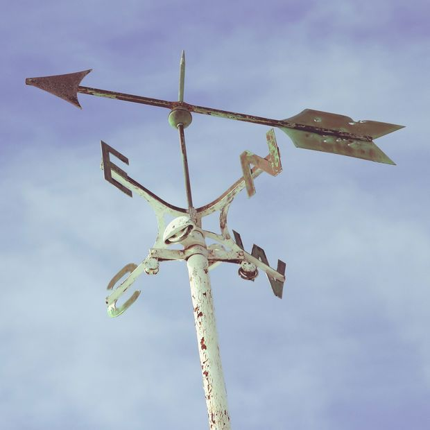 Der innere Kompass muss nicht immer nach Norden zeigen...