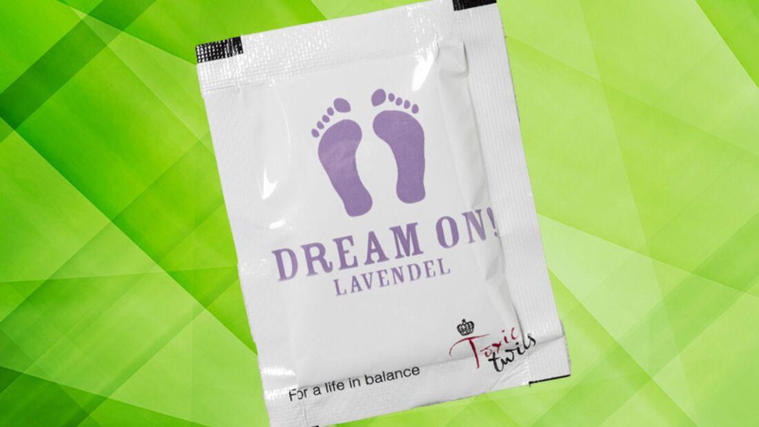 Detox Kur für die Haut: detox Dream on lavendel kur von Toxic Twins