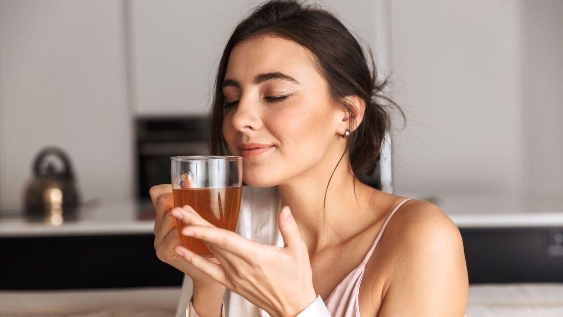 Detox-Tee ist rausgeworfenes Geld